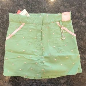 "NWT Gymboree ""Mixed Doubles"" Skort, size 9"